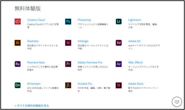 Adobeのプラン契約の際の注意点